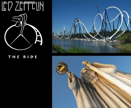 Led Zeppelin The Ride