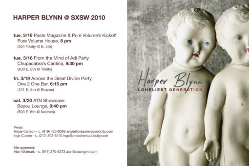 Harper Blynn at SXSW
