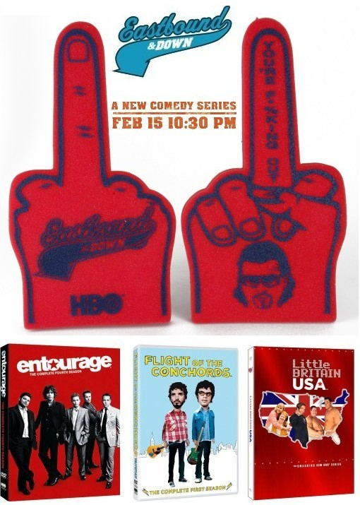 HBO Comedy Giveaway