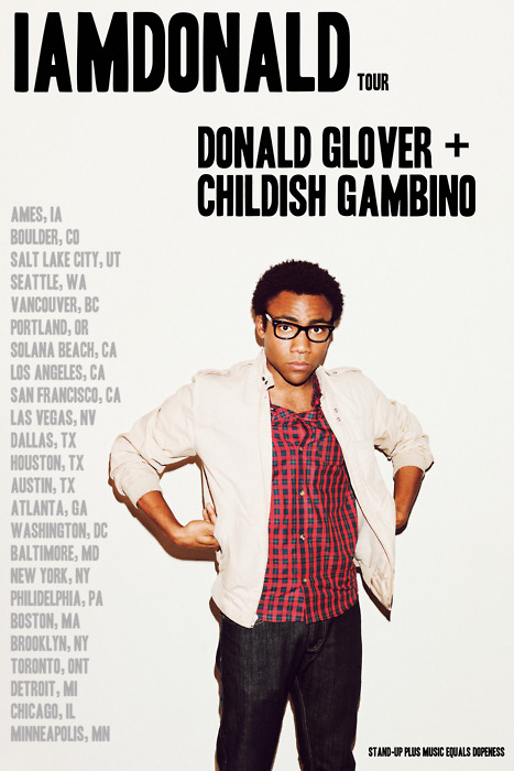 Donald Glover at Union Hall