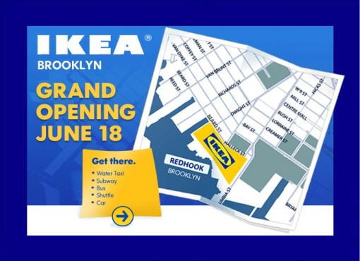 ikea brooklyn opening june 18th