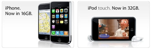 iPod Touch and iPhone