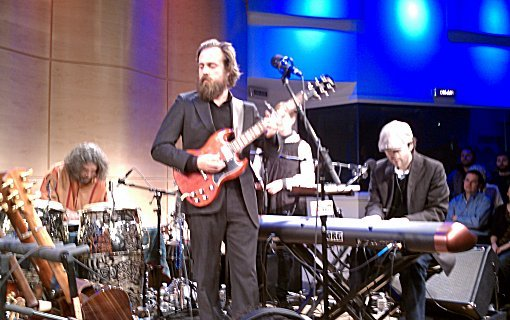 Iron and Wine at the Greene Space