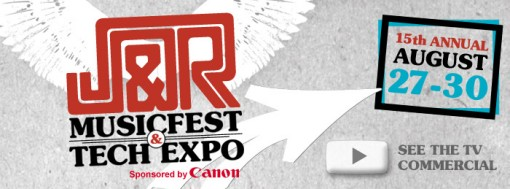 J & R Musicfest and Tech Expo