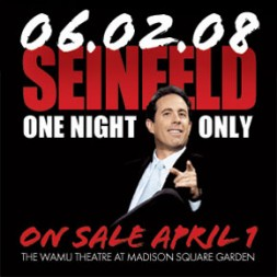 Jerry Seinfeld - One Night Only