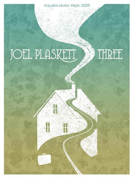 Joel Plaskett Polaris Prize Poster