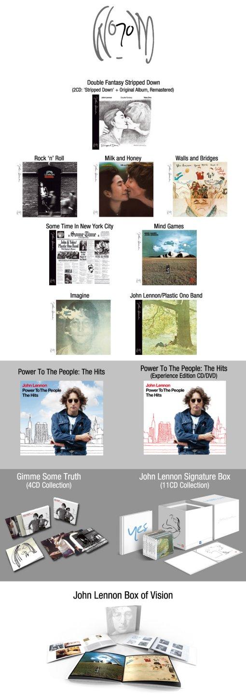John Lennon Catalog