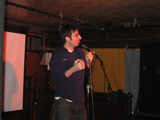 John Oliver at Union Hall