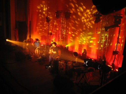 Jose Gonzalez at Brooklyn Masonic Temple