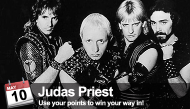 Judas Priest at P.C. Richard & Son Theater
