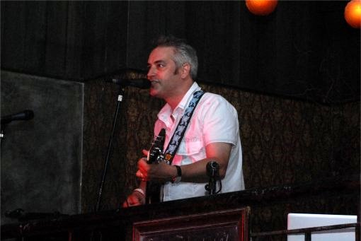 John Wesley Harding at Union Hall