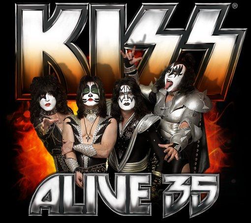 Kiss: Alive 35