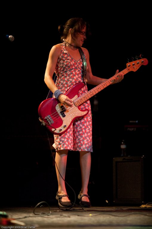 Laura Ballance of Superchunk