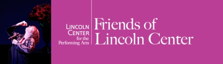 Friends of Lincoln Center