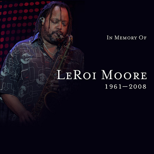 LeRoi Moore