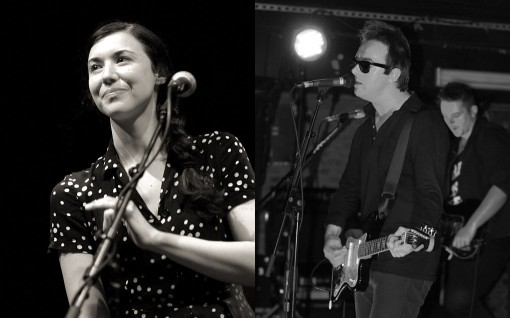 Lisa Hannigan and Glasvegas
