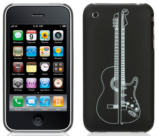 Living In Harmony iPhone Case