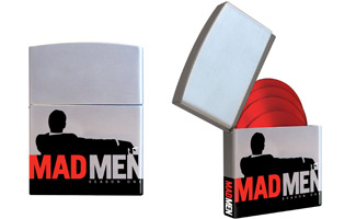 Mad Men DVD Box Set Coming July 1, 2008