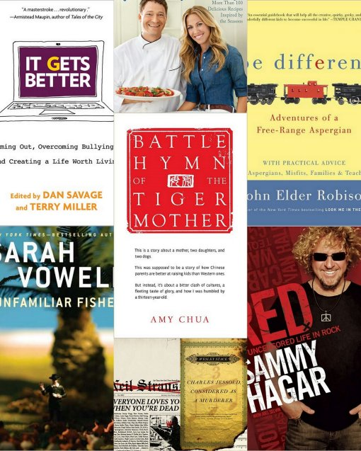 March 2011 Book Events
