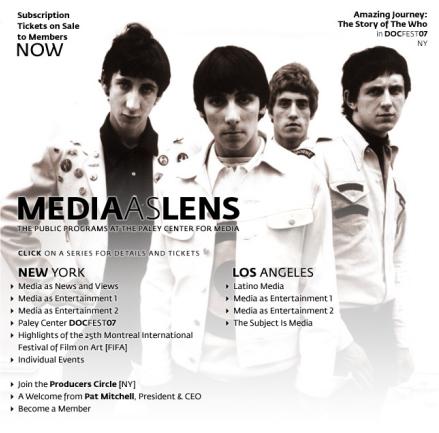 Media As Lens
