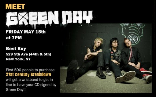 Meet Green Day