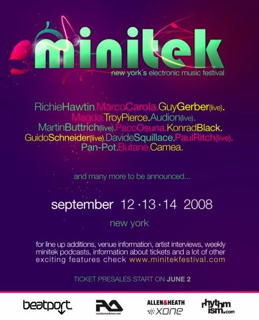 Minitek Festival