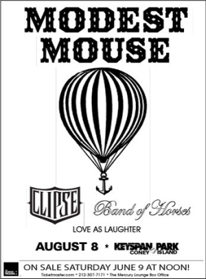 Modest Mouse at Keyspan Park