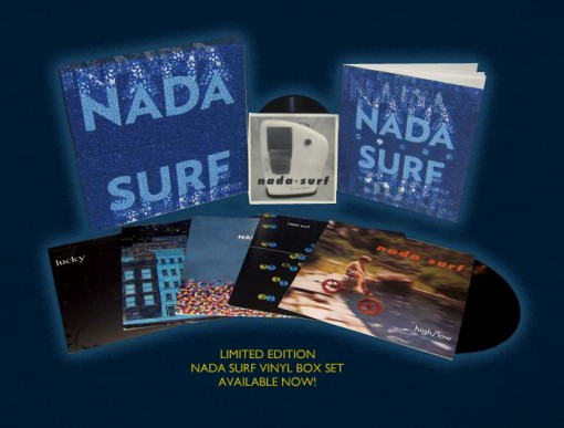 Nada Surf Box Set