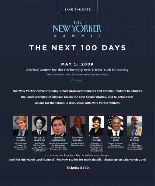 New Yorker Summit