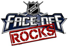 NHL Face Off Rocks