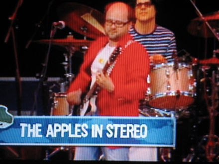 The Apples In Stereo at Summerstage