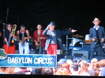 Babylon Circus at Summerstage