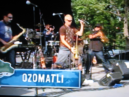 Ozomatli at Summerstage