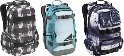 Burton Packs