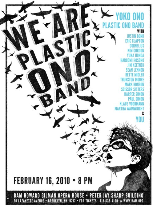 We Are Plastic Ono Band