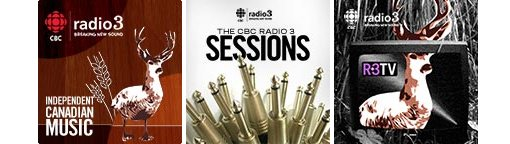CBC Radio 3 Podcasts