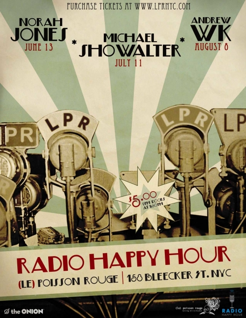 Radio Happy Hour