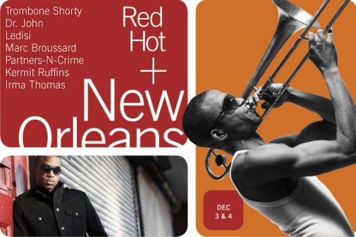Red Hot and New Orleans
