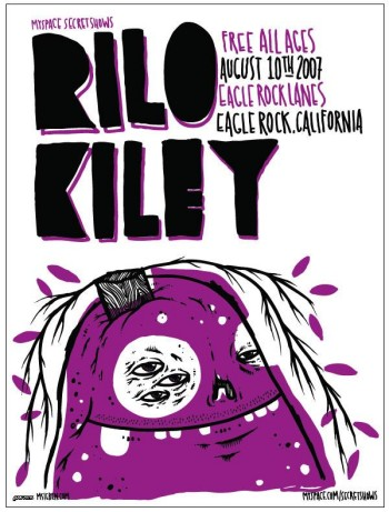 Rilo Kiley Secret Show