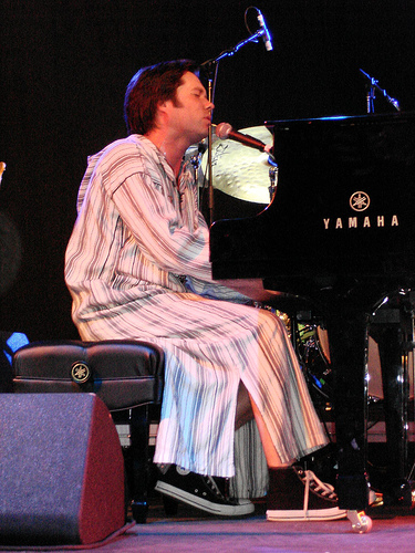 Rufus Wainwright at Coachella
