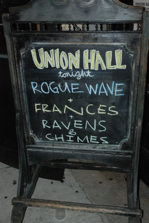 Rogue Wave at Union Hall