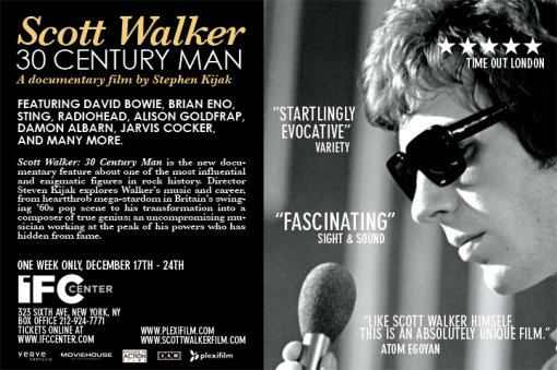 Scott Walker 30 Century Man