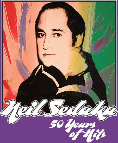 Neil Sedaka: 50 Years of Hits