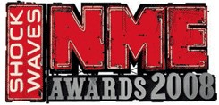 2008 Shockwaves NME Awards