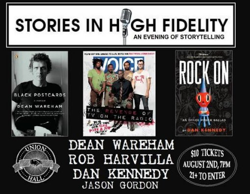 Stories In High Fidelity