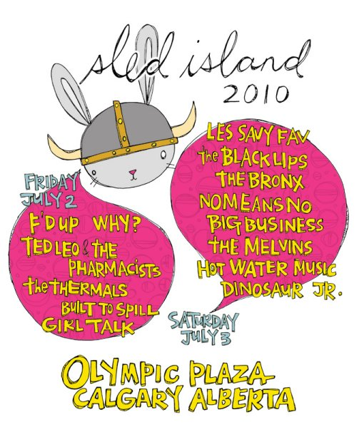 2010 Sled Island Festival