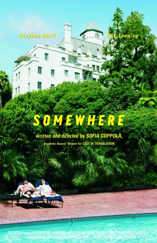 Somewhere by Sofia Coppola