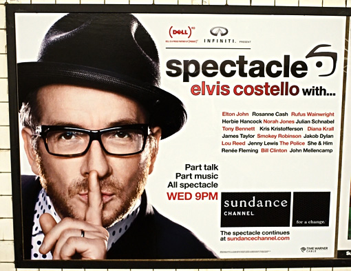 Spectacle: Elvis Costello with... movie