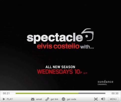 Spectacle Season 2 Promo