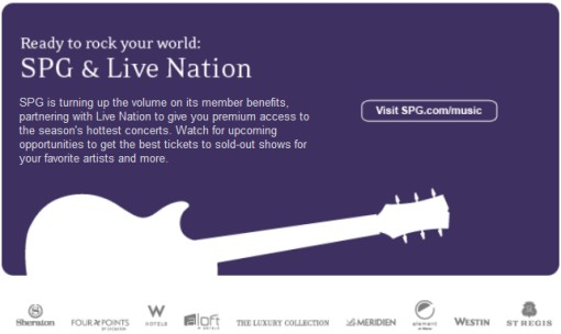 SPG Music Benefits